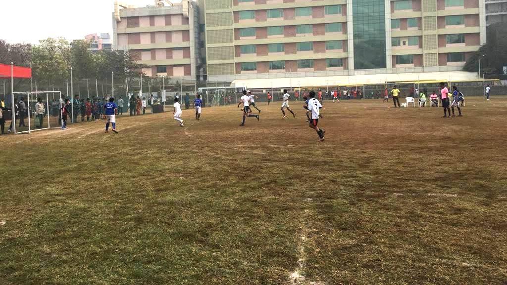 Juhu Hamara Football Fiesta 2019 Match 1