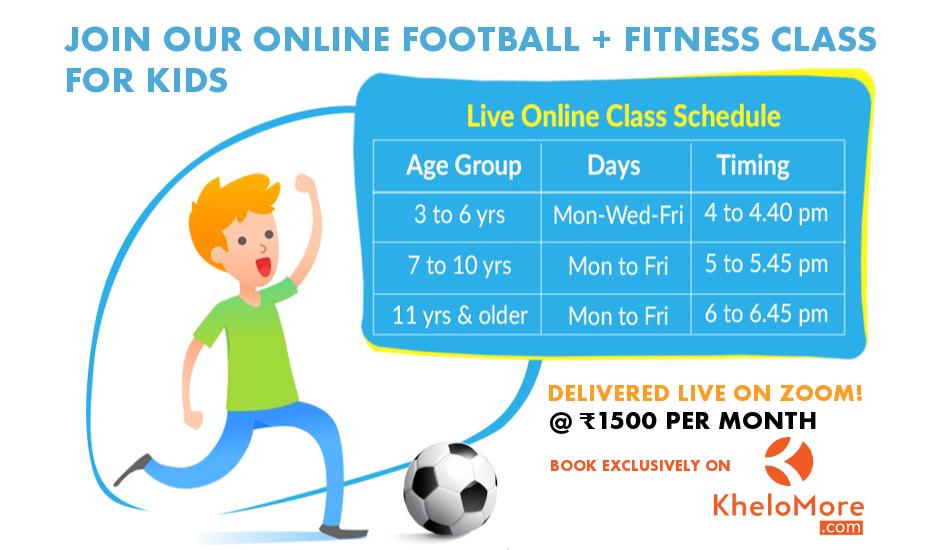 Footie First - Online Football Coaching